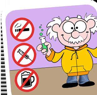 Nutty Scientists Prevention Program Theme